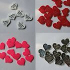50pcs Personalized Love Heart Wedding Party Decoration