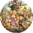 Personalised Box Trolls Themed Cake Toppers, 10 Options on Icing or Rice Paper