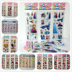 Children 3D Disney Cartoon Character Frozen Elsa Stickers For Party Goody Bag
