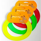 Petface Vinyl fling a ring - dog throw and fetch frisbee type toy