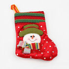 Creative Cute Snowman Santa Reindeer Christmas Stocking Xmas Trees Decoration