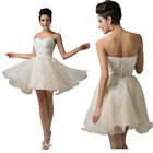 Cheap Short Mini Formal Prom Cocktail Evening Party Dresses Homecoming Gown 2-16