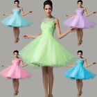 Pretty Girls Short Cocktail DRESS Party Prom Evening Homecoming Bridesmaid Dress