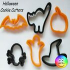 Halloween Cookie Biscuit Pastry Cutters