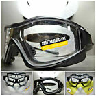 SPORT RACQUETBALL W/ Lens or Lensless PROTECTIVE PADDED GLASSES GOGGLES EYEWEAR