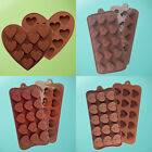 New Hearts Baking Cake Chocolate Soap Candy Jelly Ice Mold Silicone Mould