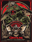 GREMLINS gizmo fury monster honor classic vintage movie photo glossy t-shirt