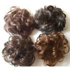 2013 New Clip In Ponytail Bun Scrunchie Drawstring Pick Color Hair Extension