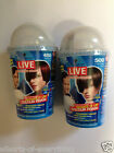 Schwarzkopf Live Permanent Hair Colour Dye cranberry kiss or dark toffee swirl