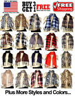 Men Women Solid Color Plaid Animal Print Leopard Wrap Winter Warm Fleece Scarf