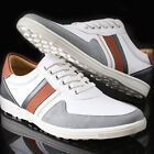 New White Rogen Stylish Casual Footwear Sneakers Mens Shoes