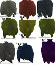 GUINEA FOWL CAPE FULL SKIN ,CHOICE OF COLOR