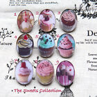Cute Sweets Cupcakes Collection Pin Brooches Kitsch Lolita Modern Cameo