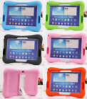 Silicone Rubber Shock Proof Stand Case for Samsung Galaxy TaB 3 10.1 P5200 P5210