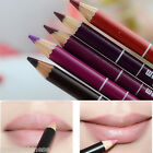 2pcs Cosmetic Professional Lipliner Waterproof Lip Liner Soft Pencil Makeup New