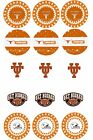 University of Texas - One-Inch Bottle Cap Images