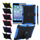 Внешний вид - Shockproof Heavy Duty Armor Protector Case Cover For apple iPad iphone lot gift