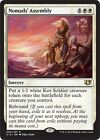 2x Adunata dei Nomadi - Nomad's Assembly MTG MAGIC C14 Commander 2014 Eng/Ita