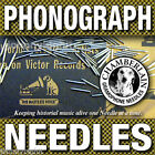 1000 VICTROLA NEEDLES for gramophone phonograph reproducer 78rpm records NEW
