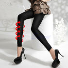 Women Black Slim Beauty Leg Shape Compression Burn Fat Thin Pantyhose Stocking