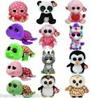 "TY BEANIE BOOS BOO LARGE  BUDDY - CHOOSE YOUR 9"" INCH CHARACTER SOFT PLUSH TOY"