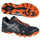 Asics Mens Gel Blackheath 4 Black/Silver/Orange