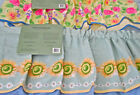 Valance Sunflower Flower Bunch Tuscany Double Layer Cotton Borders Unlimited NEW