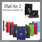 iPad Air 2 360 DEGREE ROTATABLE CASE AUTO ON OFF FUNCTION+3 WAY SCREEN POSITION