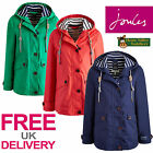 Joules Coast Ladies Waterproof Hooded Jacket (S) **BNWT** **FREE UK SHIPPING**