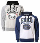 Ecko Unlimited Overhead Hoodie New Men's Graphic Hooded Fleece Sweatshirt Top