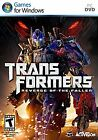 NEW Transformers: Revenge of the Fallen PC DVD Game for Windows