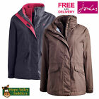 Joules Womens Keswick 3 in 1 Jacket (S) **BNWT** **FREE UK SHIPPING**