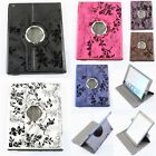 360 Wake/Sleep Rotating Leather Smart Case Stand Skin Cover Fit Apple Ipad Air 1