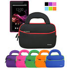 Tablet Sleeve Handle Cover Case For RCA 7 Voyager RCT6773W22 / Mercury RCT6672W23