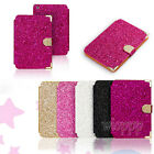 Luxury Slim Smart Magnetic PU Leather Bling Cover Case for iPad Mini 1/2 6 Color