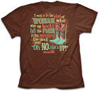 Womens Christian T-Shirt Oh No Cherished Girl by Kerusso BRAND-NEW