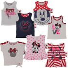 Disney Minnie Mouse Embellished Tank Top for Toddler Girls Rhinestones, Sequins
