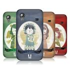 HEAD CASE DESIGNS CHRISTMAS ANGELS HARD BACK CASE FOR SAMSUNG GALAXY ACE S5830