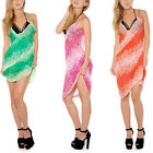 Women's Radiant Cross Beach Wrap Cover Ups