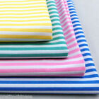 Stripe 100% Cotton Twill Fabric 160cm Wide Per Meter