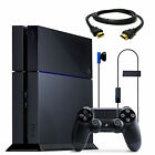 Sony PlayStation 4 500GB, Dualshock Wireless Control, HDMI Gaming Console Refurb
