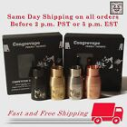 DOGE V2  V4  WIDE BORE COMPETITION RDA  SS COPPER BRASS BLACK  Top Quality CLONE