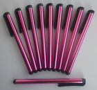 10pcs Touch Screen Pen Stylus For Phone Tablet Samsung Galaxy HTC color  U PICK!