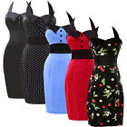 CHEAP Sale VINTAGE Rockabilly Swing 40s 50s 60s Housewife Evening Party Dresses