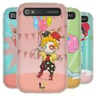 HEAD CASE THE GREAT CIRCUS SILICONE GEL CASE FOR BLACKBERRY CLASSIC Q20