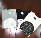 100% Cotton PIGALLE box Logo basketball Sport T Shirt Tee Top Jersey Shirts