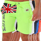 Gangster Unit Quabarg by Geographical Norway Herren Badehose Bade Bermuda Shorts