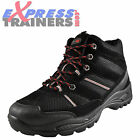 Premier Mens Mercury Cumbria Outdoor Walking Hiking Trail Boots Blk *AUTHENTIC*