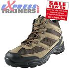 Premier Mens Mercury Cumbria Outdoor Walking Hiking Trail Boots Brn *AUTHENTIC*