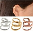 Fashion U-shaped Unisex Ear Clip Cuff Wrap No piercing-Clip On Earring Jewelry